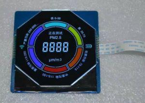Va LCD LCD van 7 Segment LCD van het Scherm Vertoning
