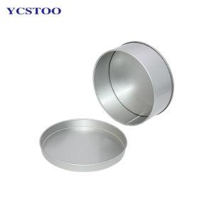 Lata de metal de alimentación de la fábrica de verificación de Vela
