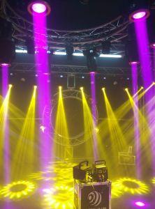 7r 230W света месте промойте 3в1 DJ Disco перемещение этапе лампа