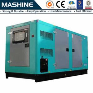 3 Fase 60Hz 1800rpm 80kVA geradores a diesel para uso doméstico