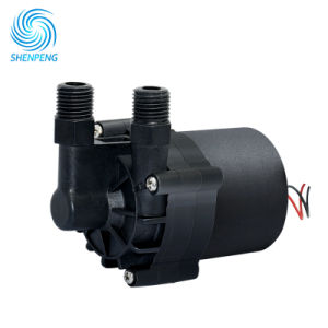 Solat 히이터 순환 시스템을%s BLDC 12V 펌프