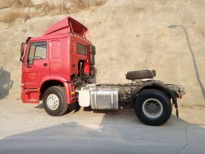 Shancman 6X4 375HPの牽引のトラクターヘッドトラック