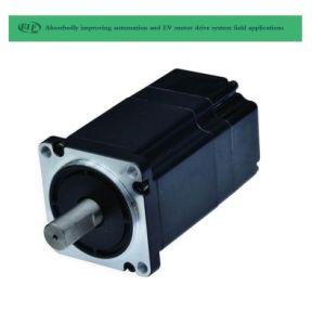 110mm de 17nm 3 Fase Motor paso a paso con alta precisión controladas sinusoidal pura disponible