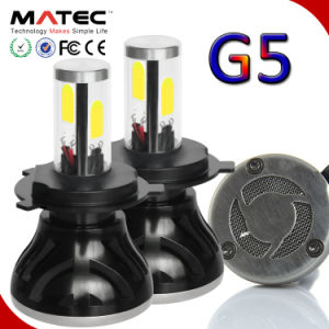 12V 24Vの球根を冷却する工場供給LED車ライトG20 G21 G7 G5 80W 8000lmのヘッドライトのファン