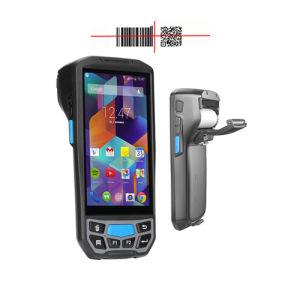 Android промышленных КПК с Термопринтер NFC устройство чтения карт памяти