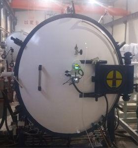 グラファイトの粉の高温真空の誘導の黒鉛化の炉