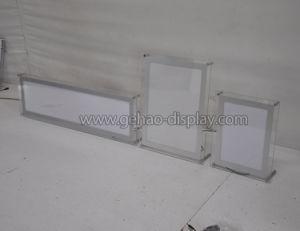 A3 A4 8,5X11 Acrylic Desktop Caja de luz mostrar
