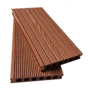 Mejor calidad de fabricante de China WPC fuera de piso de madera cubiertas compuestas