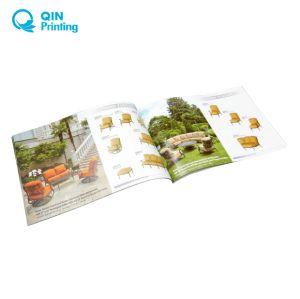 カタログの本マガジンパンフレットおよびリーフレットのための速いプリント