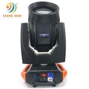 Nuevo estilo 17r 350W LED de alta potencia Etapas de la luz de la cabeza en movimiento