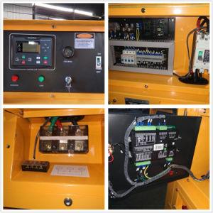 30kVA de 25kw Denyo silencieuse avec ATS du générateur de type d'auvent