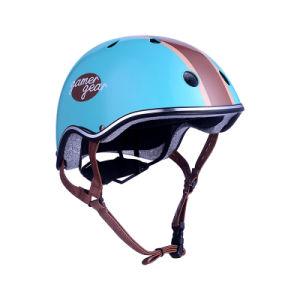 주문을 받아서 만들어진 OEM 안전 보호, 인라인 스케이트, 스케이트보드, 기관자전차는, 방어적인 헬멧을 자전거를 탄다