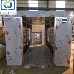 precio de fábrica de alta calidad de aire del canal de ducha para sala de GMP Salas Limpias
