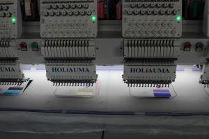 Le teste del fratello 4 hanno automatizzato la macchina per cucire degli aghi della macchina 15 del ricamo