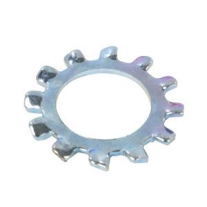 Custom haute pression de la rondelle de blocage plat en acier inoxydable
