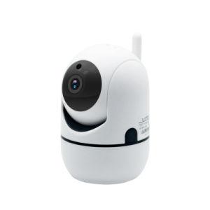 Cámara de vigilancia inalámbrica de audio de 2 vías de la cámara de red domo de interior de la cámara CCTV
