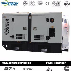 パーキンズエンジンを搭載する20kvastandby使用の発電機