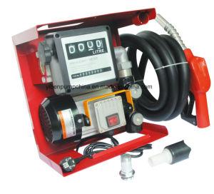 De elektrische die Pomp van de Overdracht in AC220V ModelYb60 wordt geplaatst