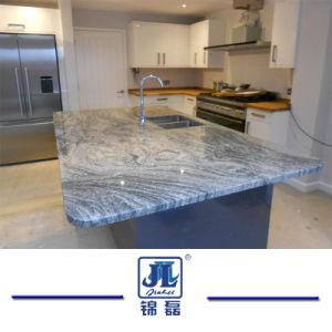 Natuurlijk Opgepoetst Burggraaf White Granite Kitchen en Countertops van de Badkamers voor Hotel