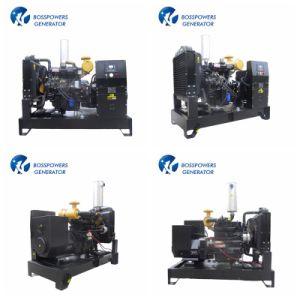 Weifang Engineのディーゼル発電機セットのディーゼルGensetによって動力を与えられる60Hz 18kw 23kVAのWater-Coolingの無声防音