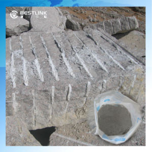 Quebrando Splitstar argamassa de cimento para dividir Rock