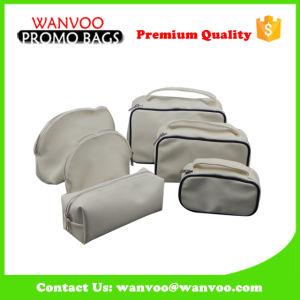 Eco Friendly PU Pochette Sac cosmétique de beauté pour le maquillage défini
