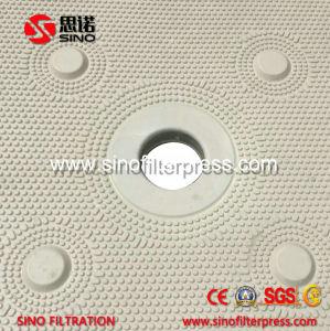 500 FRPP Sino de qualité alimentaire de la plaque de filtre à membrane pour le vin de riz