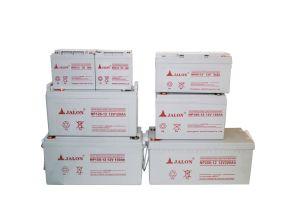 12V65Ah batería de plomo ácido de ciclo profundo para el Sistema Solar