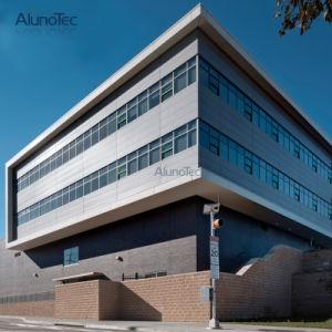 Nuevo diseño de perfil de muro cortina de aluminio para Hotel
