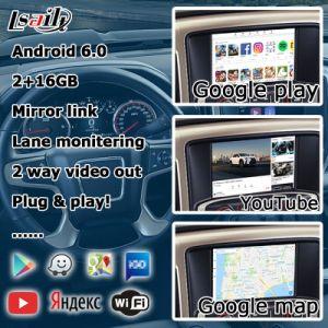 Système de navigation GPS Lsailt Android boîte pour GMC Sierra Canyon Intellink Interface vidéo du système de terrain