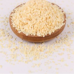 Os grânulos de alho granel Alhos desidratados granulados