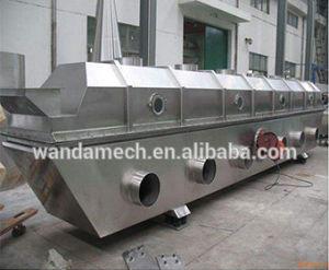 Essiccatore del letto fluido di vibrazione di Zlg 0.9m2 per l'essiccamento del sale di industria