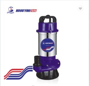 Qdx (석유로 가득한) 높은 헤드 S.S 잠수할 수 있는 펌프