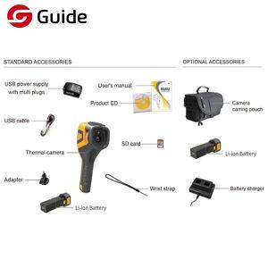 Macchina fotografica infrarossa professionale acquistabile di registrazione di immagini termiche della guida B320V, macchina fotografica termografica di IR per le emissioni nascoste eliminazione dell'errore