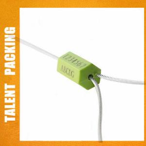 Tl2002 Câble professionnel Vente chaude verrou de sécurité fiable