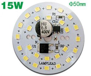 Aluminio OEM PCB para luz LED de alimentación diferentes (en)