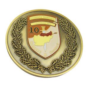 형식 보석 관례에 의하여 새겨지는 사기질 금속 군 동전 (257)