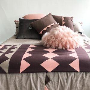 아이들 또는 틴에이저 면 용 자수 Handmade 침구 세트를 위한 유일한 디자인