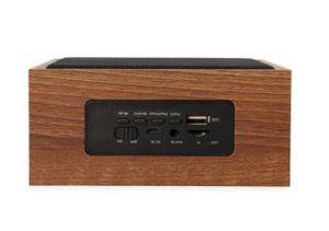 Alto-falantes Bluetooth madeira maior suporte de rádio FM Smart Phones Tablets pcs portáteis
