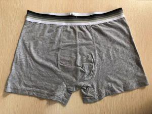 Culotte de coton/95%5%spandex Fashion Men's Caleçon sous-vêtements