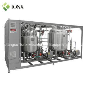 Distribución de líquido de acero inoxidable Sistema de alimentación centralizada