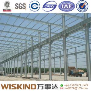 Estructura de acero ligero para el almacenamiento de almacén y taller