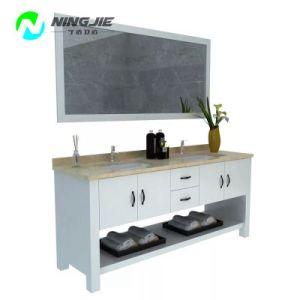Armário de madeira Última mobiliário design (M-10032)