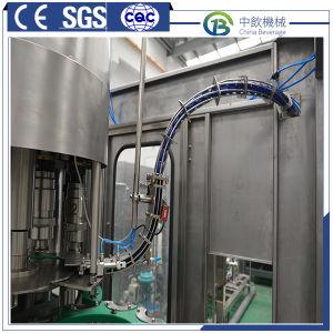 2018 Caixa de beber Água Mineral de Plantas da máquina de enchimento/linha de engarrafamento de água