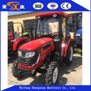 Global Hot продажи 40HP фермы трактор с кабиной (с маркировкой CE 45HP 50HP 60HP 70HP 80HP 90л.с.)