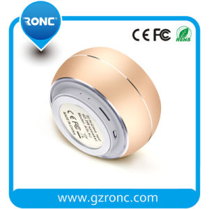 Altavoces inalámbricos Bluetooth en el cuerpo pequeño con un sonido excelente