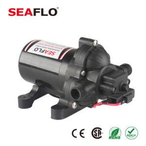 Seaflo 3.0gpm 12V DC de 45psi de presión de un pequeño jardín de la bomba de agua