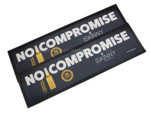El logotipo de personalizar la barra de caucho de promoción de la barra de alfombrilla para regalos