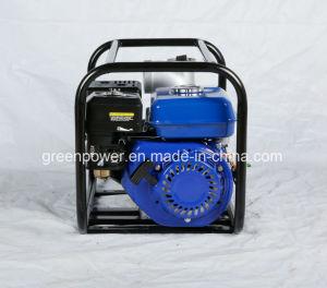 3 인치 1 실린더 가솔린 엔진 원심 수도 펌프
