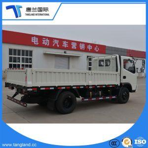 Vrachtwagen/LHV/Klein/Mini/Licht Wiel/Flatbed/vlak Vrachtwagen van de Lading van het Bed